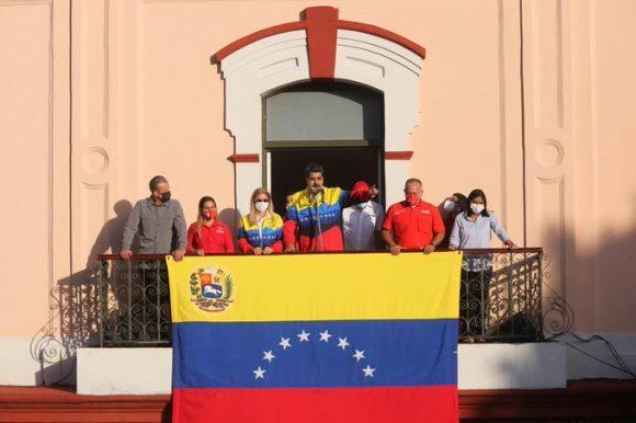 Venezuela.- Maduro denuncia un