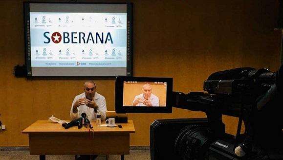Cuba espera fabricar 100 millones de dosis de su candidato vacunal Soberana 02