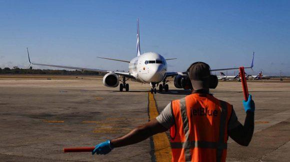 Llegarán a Cuba en octubre vuelos de 23 aerolíneas