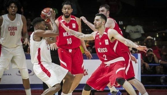 Equipo cubano de baloncesto no jugará la ventana competitiva para Copa América 2022