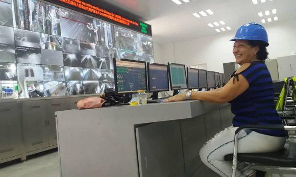 Bioelectrica Ciro Redondo 1