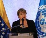 En un comunicado difundido por la Cancillería, el Estado venezolano lamentó el desbalanceado reporte presentado por Michele Bachelet. Foto: Sputnik.