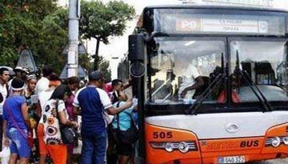 US blockade of Cuba causes serious effects on automobile transportation