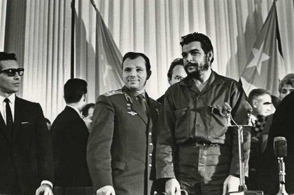 Amplia acogida internacional de exposición Primero: Gagarin y Cuba
