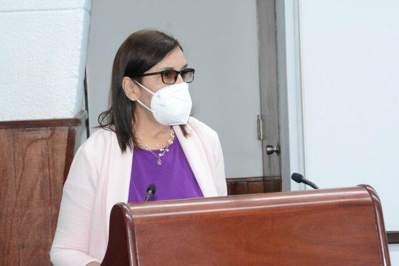 Reunión de trabajo del Ministerio de Ciencia, Tecnología y Medio Ambiente. Foto: Estudios Revolución.