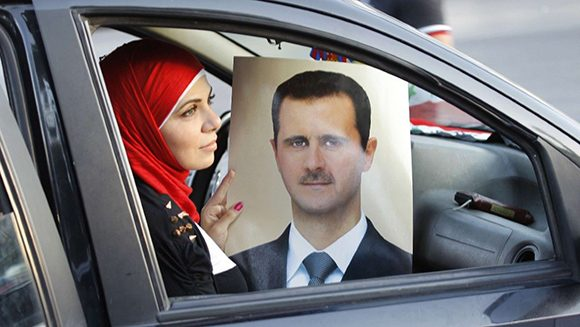 Sin sorpresa: Bashar al Asad reelegido presidente de Siria