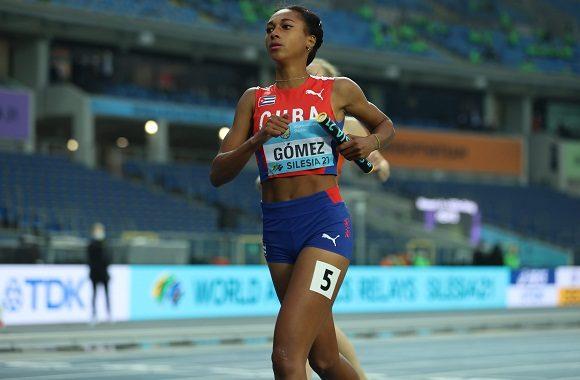 Atletismo: Relevo largo femenino de Cuba clasifica a Tokio 2020 (+ Video)