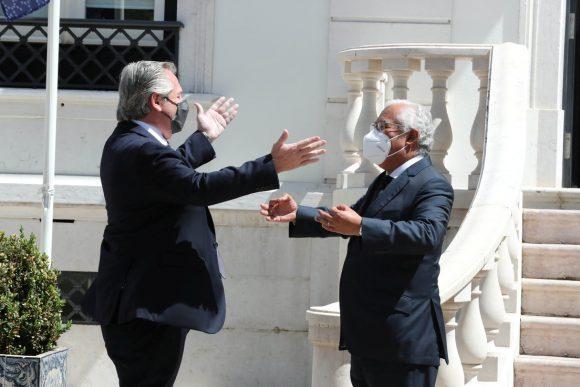 Los desafíos de Alberto Fernández en su gira europea