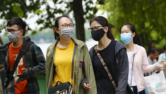 La situación epidemiológica también empeoró en Hanói. Foto: AA.