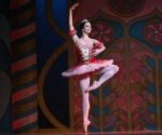 Grettel Morejón, primera bailarina del Ballet Nacional de Cuba. Foto: Ministerio de Cultura.