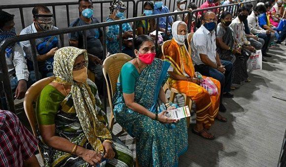 COVID-19 en el mundo: India registró otro récord de muertes por la enfermedad