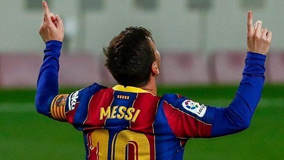 Lionel Messi. Foto tomada de Marca.