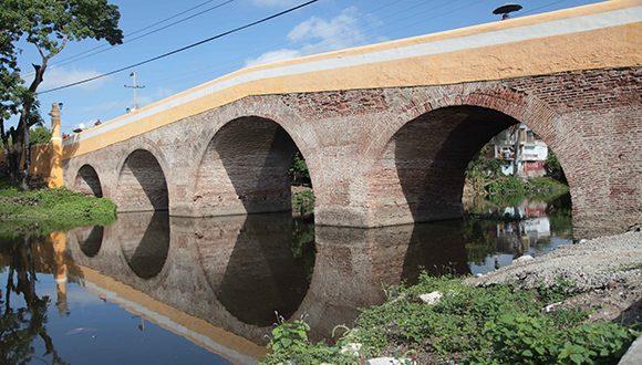 Puente sobre el río Yayabo. Foto: Oscar Alfonso/ ACN