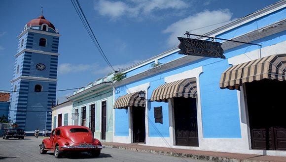 Ciudad de Sancti Spíritus, Cuba. Foto: Oscar Alfonso/ ACN