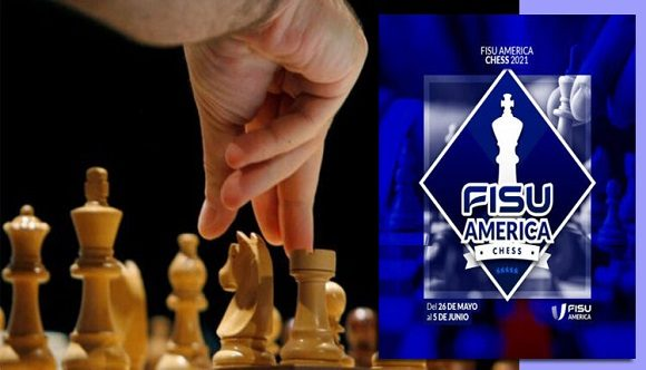 Selecciones de Cuba triunfan en Torneo Fisu América de Ajedrez