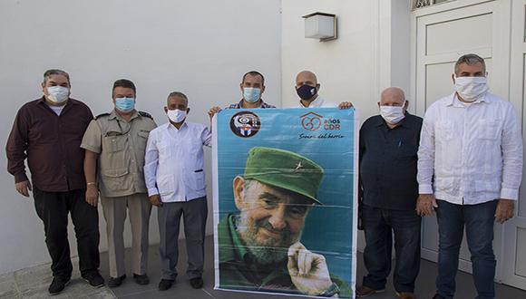 Agentes de la seguridad del Estado cubano. Foto: Ismael Francisco/ Cubadebate.
