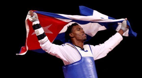 Rafael Alba regala a Cuba primera medalla olímpica en Tokio