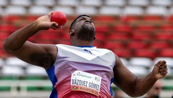 Cuba finaliza en el puesto 15 del Campeonato Mundial juvenil de atletismo