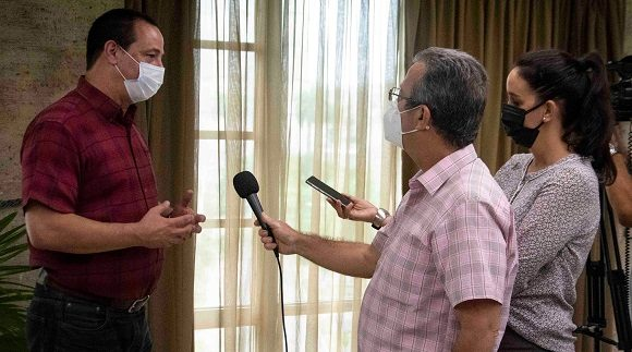 Explican dificultades con disponibilidad de oxígeno medicinal en Cuba y acciones para solucionar las afectaciones (+ Video)