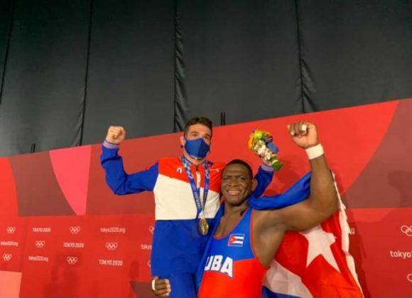 Amanecer dorado para Cuba en Tokio: Luis Orta y Mijaín López regalan las primeras medallas de oro (+ Fotos, Tuits y Videos)
