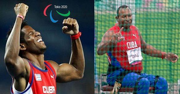 Leinier Savón y Leonardo Díaz regalan a Cuba primeras medallas en Juegos Paralímpicos (+ Fotos y Tuits)