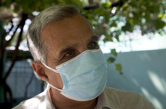 Doctor Juan José Rabilero, coordinador nacional de los CDR durante más de 9 años.Foto: Ismael Francisco/ Cubadebate.