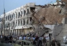 Los extraños atentados de Bagdad