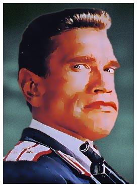 Schwarzenegger y la migración cubana