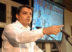 Felipe Pérez: El bloqueo no es un invento ni un eufemismo