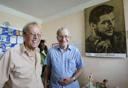 La responsabilidad intelectual de Noam Chomsky