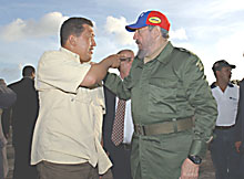 Fidel: Venezuela puede cristalizar sueño de integración latinoamericana