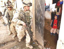 167 millones para fabricar en Iraq democracia a la americana