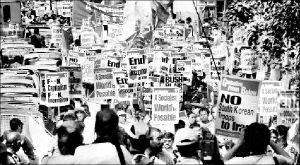 Solidaridad con Cuba en Mumbai