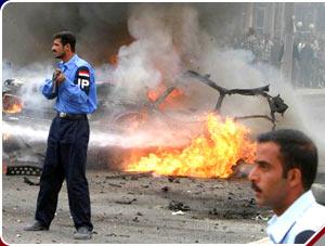 Las secuelas de la guerra de Estados Unidos contra Irak
