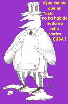 Informe de Bush contra la Isla: MEDIDAS SALVAJES DIVIDEN LA FAMILIA CUBANA