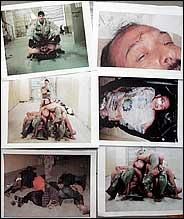 Tortura de EU en Irak: de la comezón a la gangrena