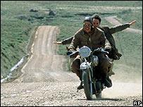 ¡Qué hermosa película Che...¡
