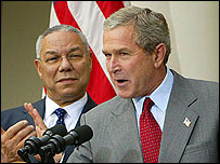 Reclaman a Powell que solicite observadores para las elecciones de noviembre