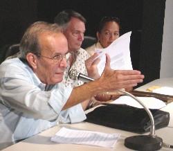 Ricardo Alarcón: Más de lo mismo, si Bush gana el 2 de noviembre