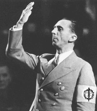 Goebbels redivivo en Venezuela