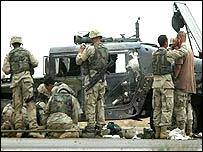 Sombra iraquí en camino hacia la Casa Blanca