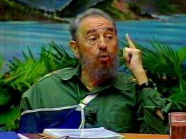 Fidel: Mensaje al pueblo de Cuba sobre respuesta a nuevas medidas de la Casa Blanca