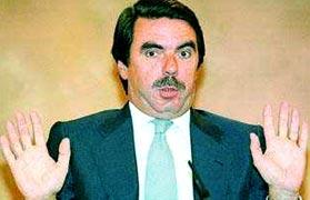 ¿Acaso ignora Aznar los vínculos terroristas de sus socios miamenses?