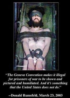 Guantánamo: la tortura Made in USA