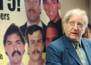 Leonard Weinglass: ESPERO ESTAR EN CUBA CUANDO LOS CINCO REGRESEN A CASA
