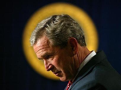 Bush, el Mesías, decreta