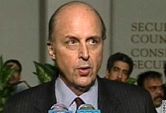 Negroponte, capo de la Miami mafiosa y zar de la inteligencia imperial