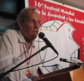 Ricardo Alarcón: La tarea más urgente es exigir la inmediata e incondicional liberación de los Cinco