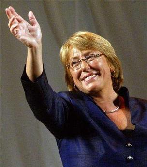 Bachelet a la presidencia: Chile se acopla a la ola progresista en Latinoamérica