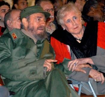 Presentan en Cuba libro sobre Operación Cóndor, de Stella Calloni
